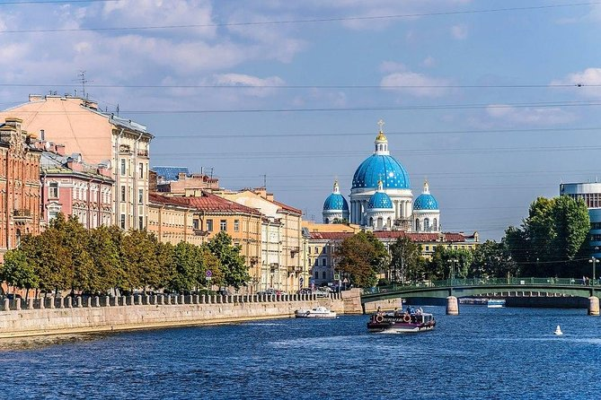 Maximum Coverage 1-Day Tour of St Petersburg - City Explorer
