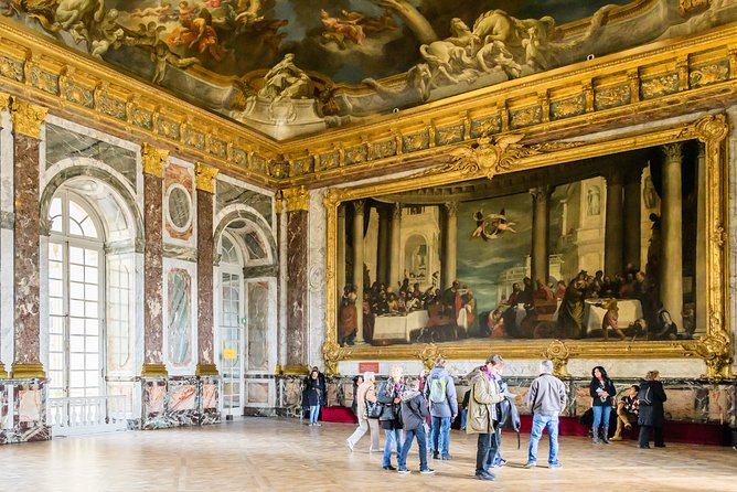 Versailles Half Day Trip from Paris by Coach with Independent Audio Guided Visit photo 8