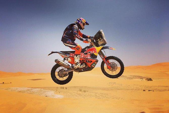 KTM Desert Dert Bike ride Motocross, Enduro Dubai