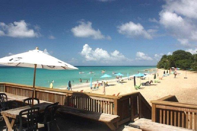 Rainbow Beach with Round-trip Transportation in St. Croix