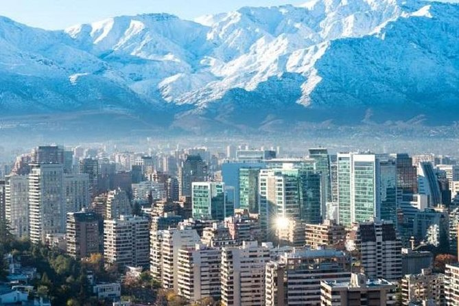 Santiago/valparaiso 4nights 5days - Package Private Accommodation All Inclusive
