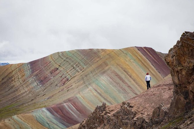 Palccoyo Rainbow Mountain Tour - 1 Day - Huaynas Expeditions