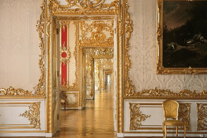 Private Tour of 2 Imperial Residences: Catherine and Pavlovsk Palaces