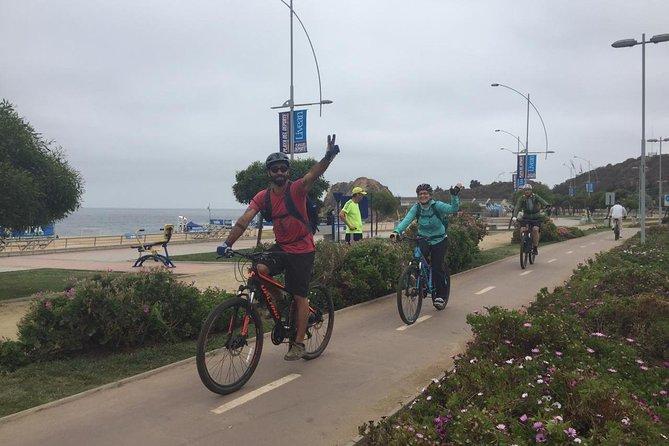 Bike Tour Viña del Mar & Valparaiso FD