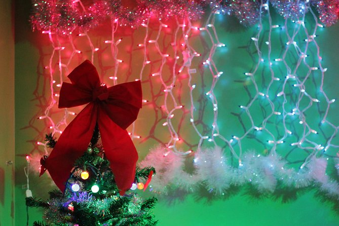 Get back on Santa's Good List