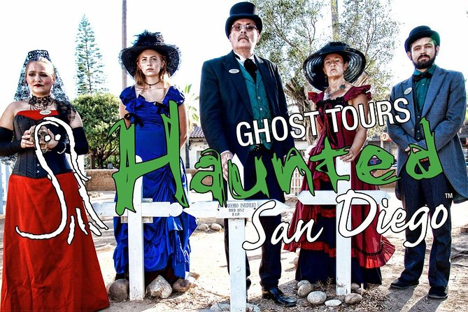 Haunted San Diego Ghost Tour