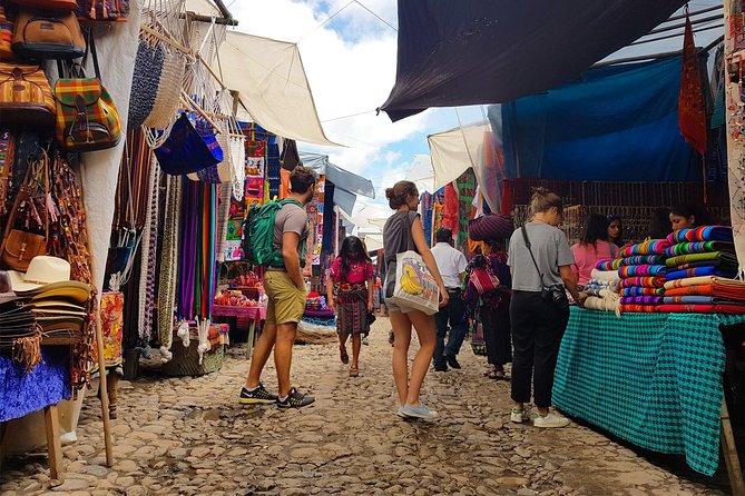 Full Day Tour: Chichicastenango Maya Market and Lake Atitlan from Antigua