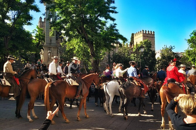 Private tour Sevilla Deluxe- Alcazar and Cathedral