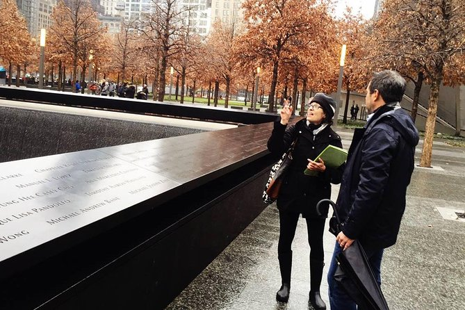 Private 9/11 Memorial and Ground Zero Walking Tour with Optional One World Observatory