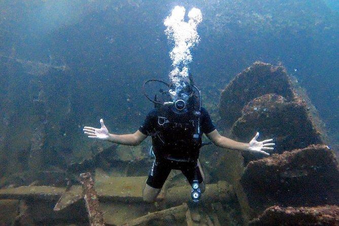Scuba Diving in Unawatuna