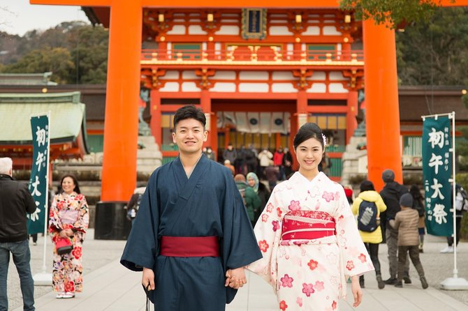Photo Shoot with a Private Vacation Photographer in KYOTO, JAPAN