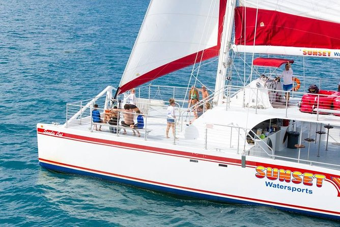 Key West Sunset Snorkel Sail with Open Bar, Live Music, and Appetizers