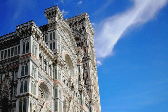 フィレンツェドゥオーモガイド付きツアーで行スキップアクセスを保証