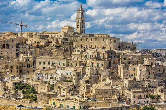 Matera and the Sassi area
