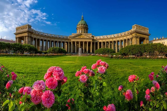 St Petersburg 3-Day Private Tour with Faberge Museum