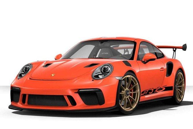 Porsche School - 15 Laps in 3 Porsche Supercar Models On A Real Racetrack