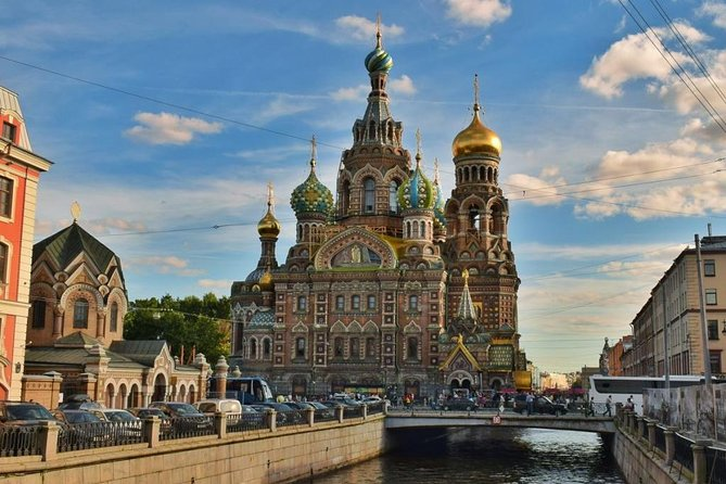 St Petersburg Heritage 2-Day Tour with Vodka Museum & Tasting