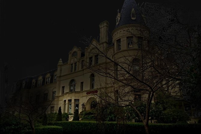 Indagine paranormale del castello di Manresa on demand