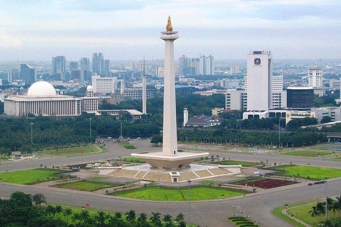 Jakarta City Tour: Historical Landmarks Private Tour All Inclusive