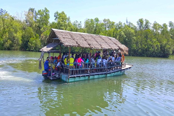 Borneo Kellybays Mangrove Cruise & Crab Catching Tour from Kota Kinabalu