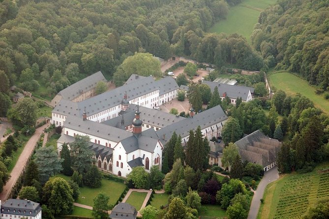 Frankfurt - Excursion to Eltville & Eberbach Monastery
