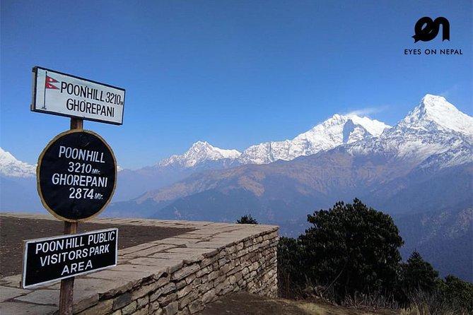 Poon Hill Trek 3 days - Short trek from Pokhara