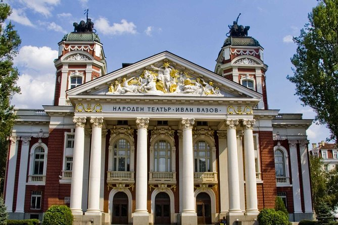 Private Day Trip to Sofia from Plovdiv