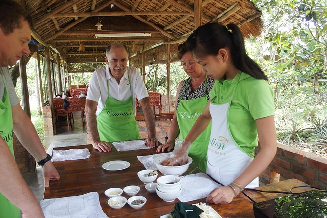 Authentic Cooking Experience with locals in Hue City