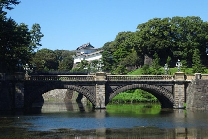 Private Chartered Taxi Tour of Tokyo