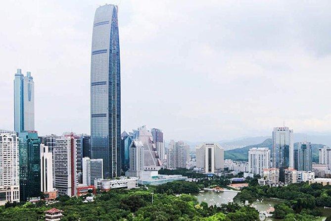 Deluxe Shenzhen Adventure