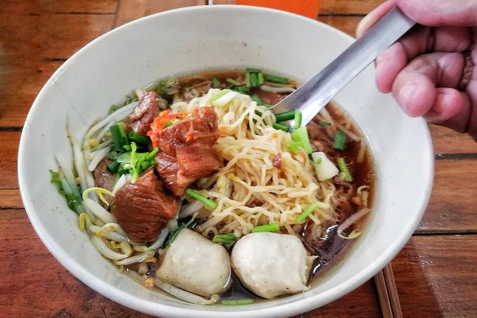 Noodle Soups are great for all the family