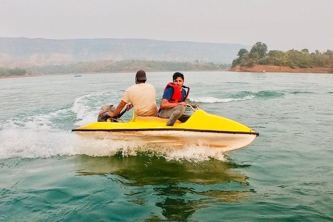 Shivsagar Scooter Boat Ride Mini