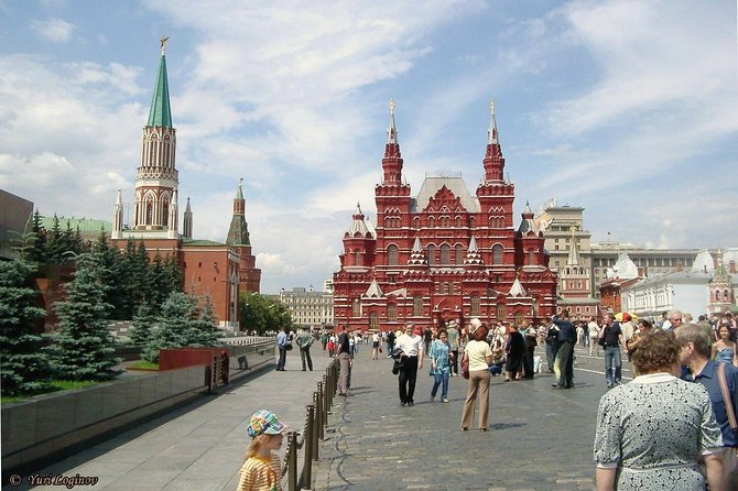 Red Square: The Heart of Russia Walking Audio Tour by VoiceMap