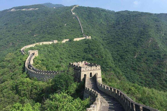 Excursion d'une journée complète à la Grande Muraille de Chine de Mutianyu avec déjeuner, au départ de Pékin