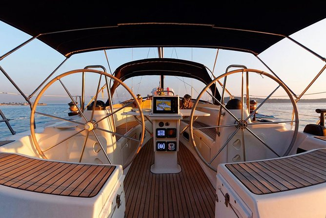 Split: PRIVATE Full-Day Sail Yacht Cruise - Per group (up to 10)!!!