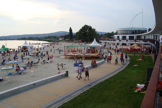 Private palinka tasting by Lake Velence with Szekesfehervar town tour