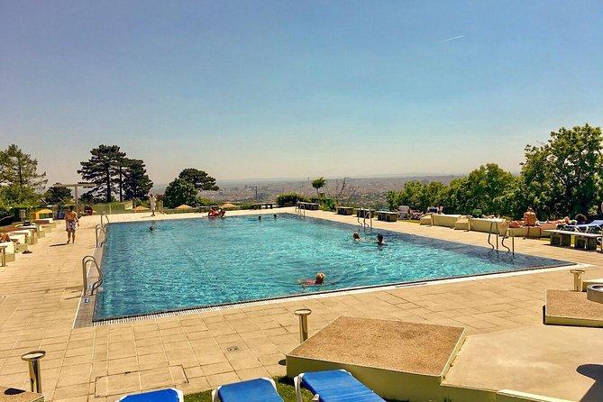Summerly Swimming Pool Walk 2019 - Vienna
