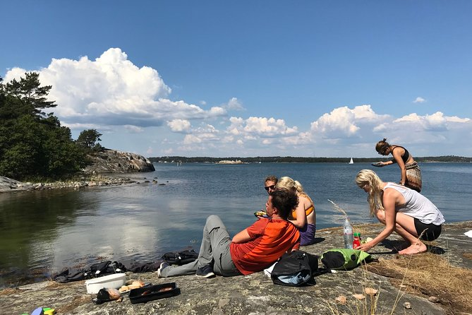 Stockholm Archipelago Kayak Tour - 2 Days - True Nature Sweden