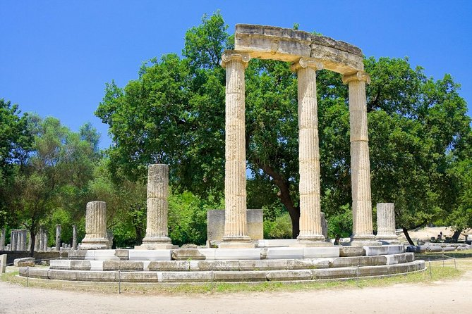 Classical Greece 3-Day Tour: Epidaurus, Mycenae, Olympia and Delphi from Athens