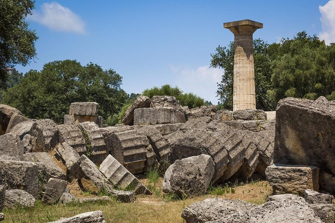 4-Day Greece Highlights Tour: Epidaurus, Mycenae, Olympia, Delphi and Meteora