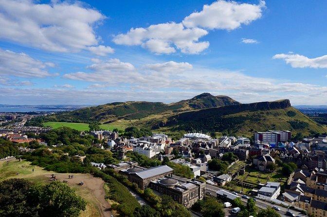 Explore Edinburgh's Landscapes