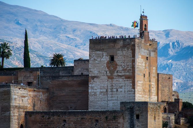 Alhambra Private Tour from Seville