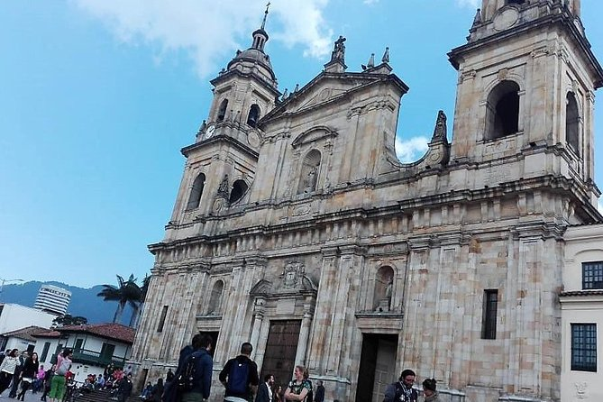 Colonial Bogotá, La Candelaria Walking Audio Tour by VoiceMap