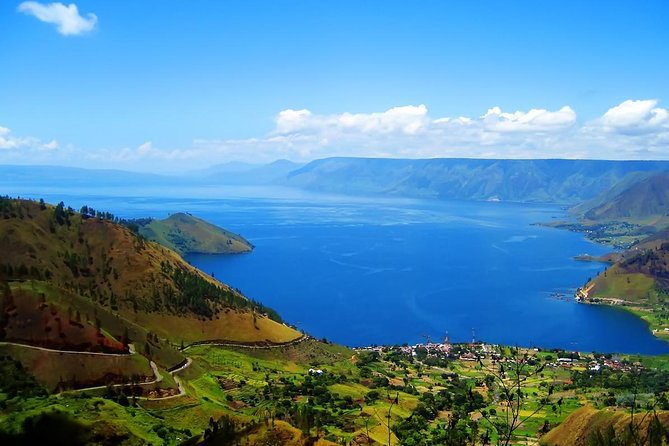 One day tour to explore brastagi High land & lake Toba departure from Medan