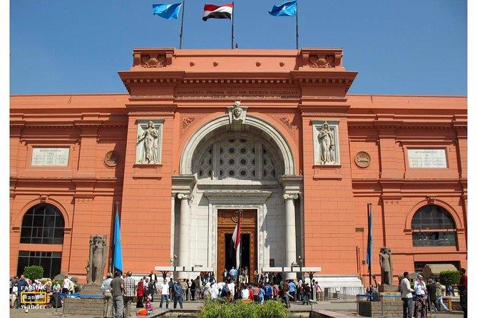 Private Day Tour: Egyptian Museum - Citadel - Islamic & Coptic Cairo