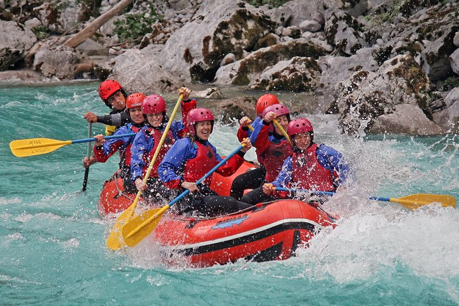Whitewater Rafting on Soca River photo 6