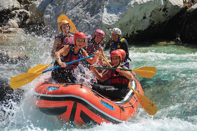 Whitewater Rafting on Soca River photo 7