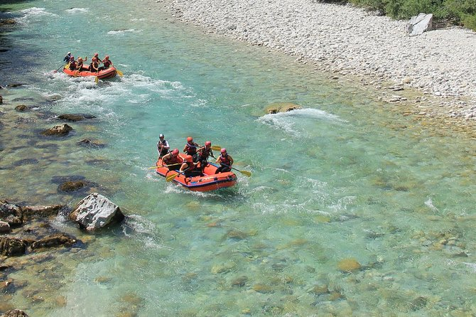 Whitewater Rafting on Soca River photo 3