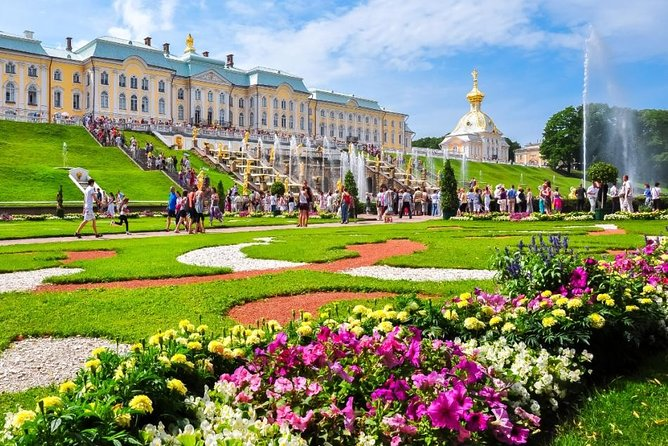 Moderate 2-Day Shore Excursion in St Petersburg