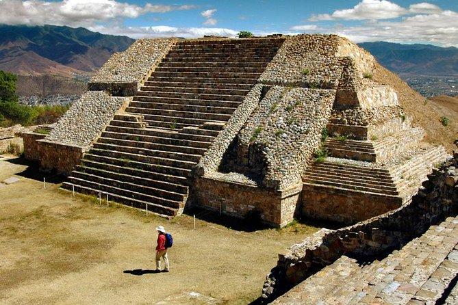 Monte Albán, Arrazola, Cuilapan & Coyotepec